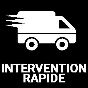 Intervention rapide